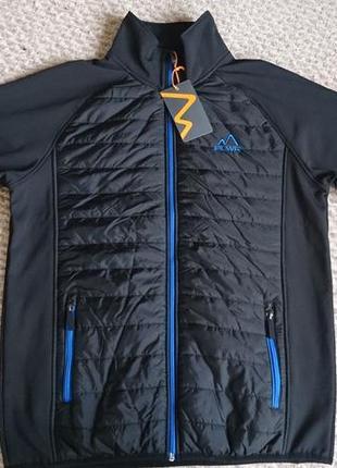 Куртка флисовая весенняя blwr, размер m.