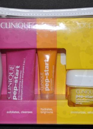 Увлажняющий крем clinigue pep-start™ spf 20 hydrorush moisturizer2