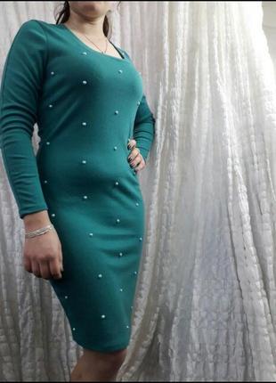 Женское платье.1