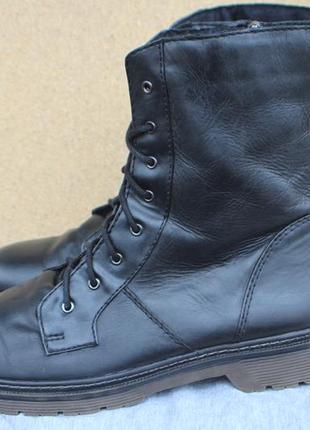 Зимние ботинки tamaris кожа германия 41р1 фото