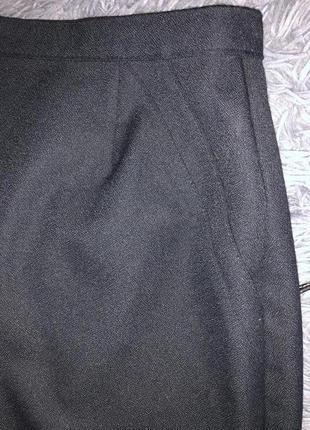 Чёрная юбка.стильная10