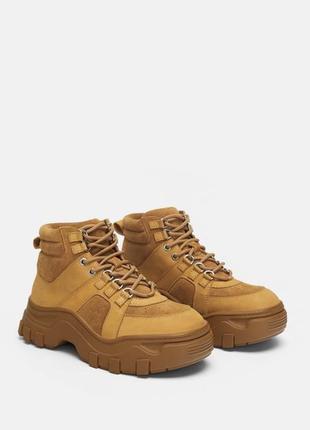 Ботинки zara1