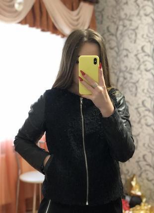 Куртка косуха h&m1