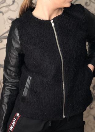 Куртка косуха h&m2
