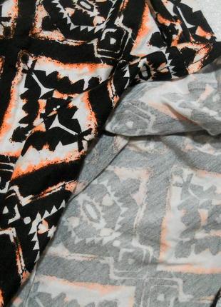 Стильная мини короткая юбка спідниця по фигурке от boohoo размер s7