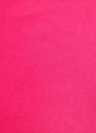 Яркая молодежная короткая мини юбка спідниця цвета фуксия от missguided размер s8