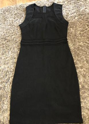 Черное чорне плаття платье