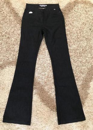 Росклешенные джинсы (джинси кльош)1