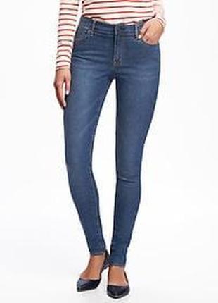 Новые облегающие джинсы из сша разм. 38 (10 us)1 фото