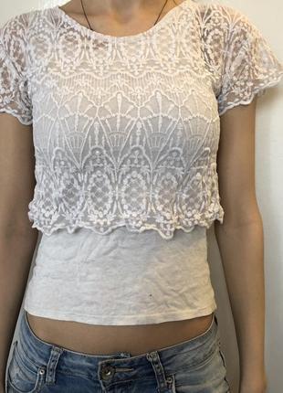 Блуза блузка h&m