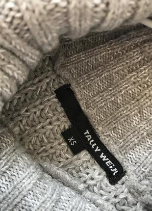Стильный свитер / тёплый гольф1