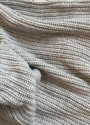 Стильный свитер / тёплый гольф2