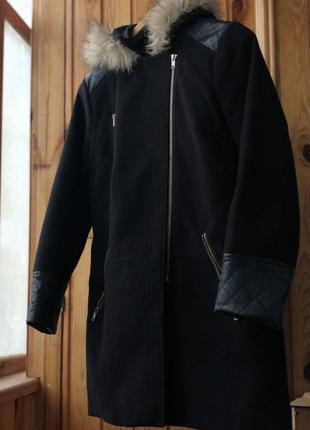 Драповое пальто atmosphere1