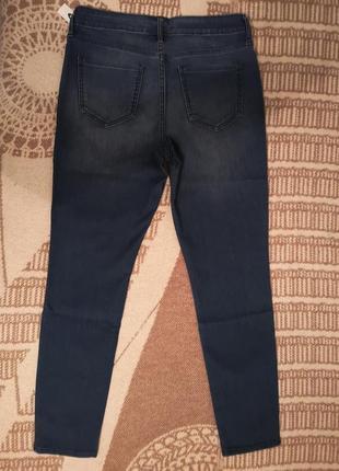 Новые облегающие джинсы из сша разм. 38 (10 us)3 фото