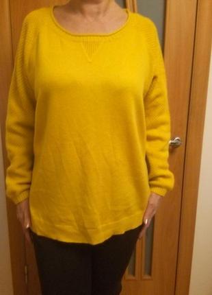 Яркий красивый свитер. размер 20.2