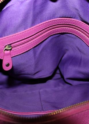 Оригинальная сумка из высококачественной натуральной кожи10 фото