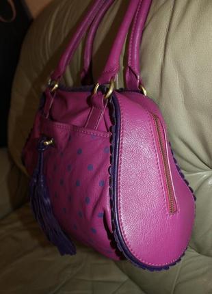 Оригинальная сумка из высококачественной натуральной кожи4 фото