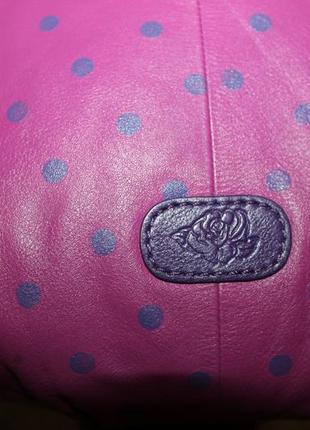 Оригинальная сумка из высококачественной натуральной кожи6 фото