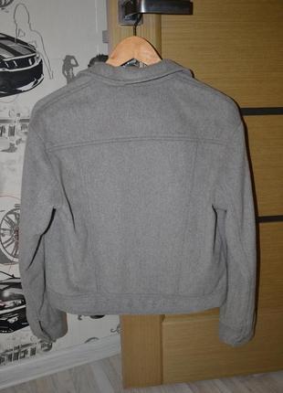Куртка gap шерсть3
