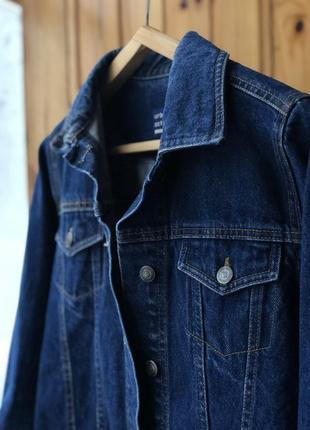 Джинсовая куртка urban outfitters3
