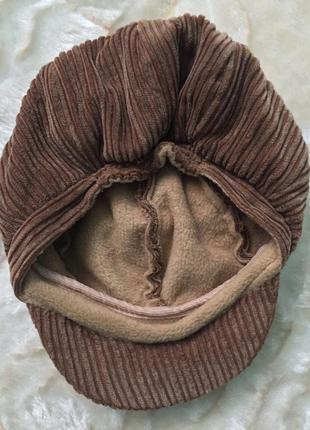 Распродажа женская кепи картуз фуражка капитанка кепка из италии3 фото