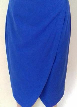 Элегантное двухцветное платье5