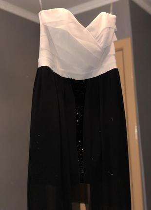 Платье lipsy праздничное платье с паетками2 фото