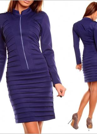 Деловое платье3
