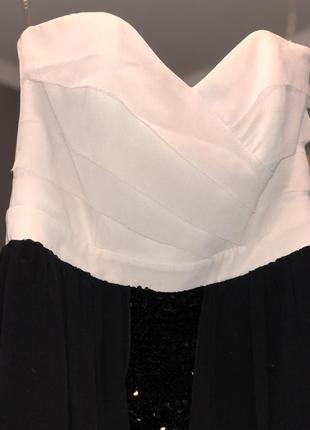 Платье lipsy праздничное платье с паетками4 фото