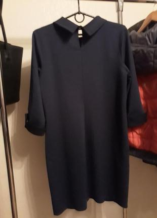 Платье трикотажное2 фото