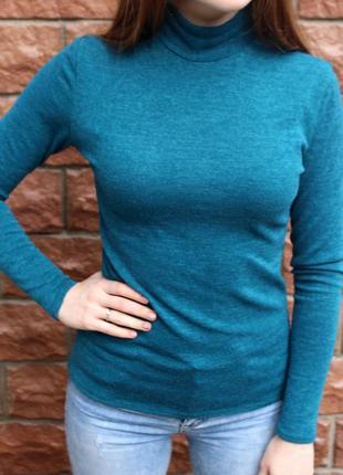 Классический гольф, однотонный джемпер личного пошива свитер