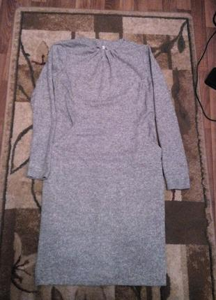Недорого: новое платье с карманами на весну3