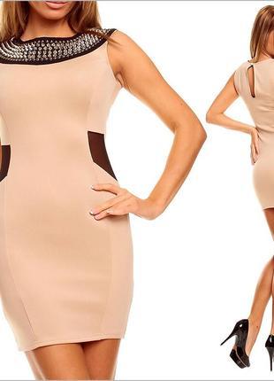 Платье с шипами1 фото