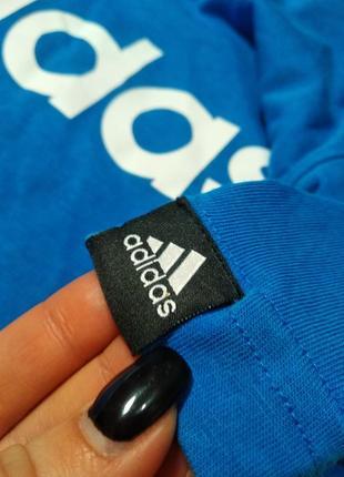 Футболка adidas climalite essentials для тренировок и спорта адидас4