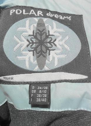 Tcm. зимняя спортивная куртка (не лыжная) м размер.8