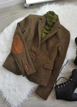 Добротний шерстяний піджак