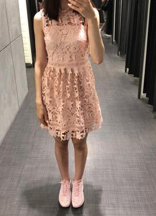 Шикарное летнее платье1