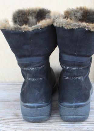 Ботинки ara gore-tex замша + текстиль зима 39р легкие и удобные3 фото
