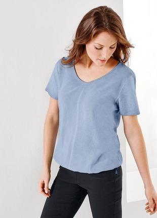 Лёгкая футболка от tcm tchibo1