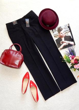 Новые классические свободные брюки new look1