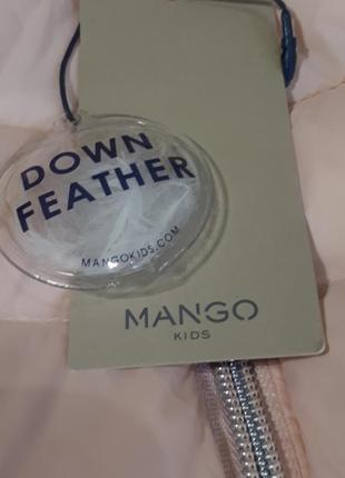 Mango куртка на рост 1643