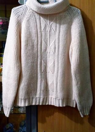 Теплый свитерок1