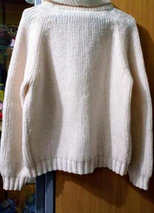 Теплый свитерок2