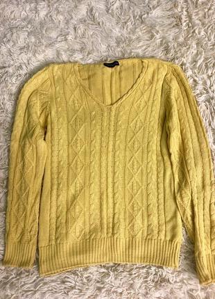 Супер яркий свитерок1