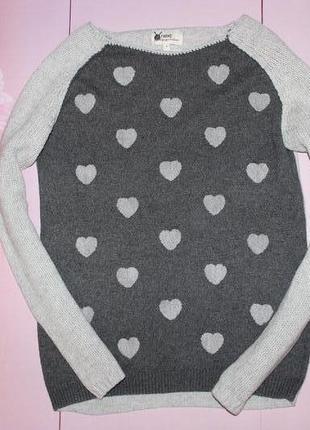 Очень классный свитерочек next размер 8