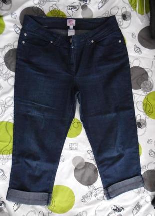 Бріджи джинси1