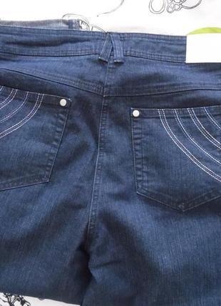 Бріджи джинси2