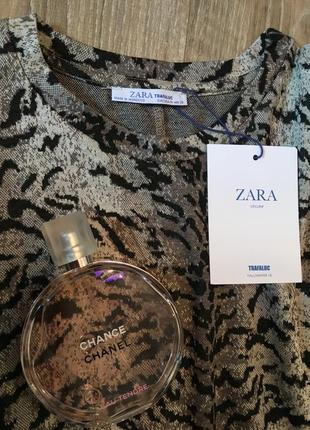 Zara шикарное,новое миди платье4