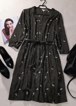 Стильное платье размер м1