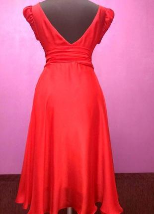 Роскошное брендовое яркое платье, размер   s,  m1